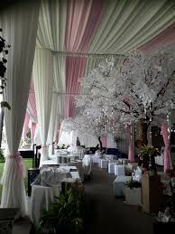 vip tent decorations wedding decoration u0026 lighting in jakarta