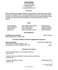 Nurse Aide Resume Objective Nursing Assistant Resume Objectives 24 Cover Letter Template For
