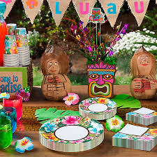 Backyard Sweet 16 Party Ideas Luau Party Ideas Party City