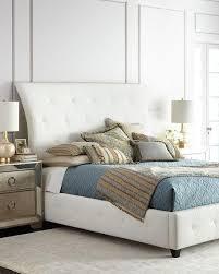 bernhardt patrizio king leather bed