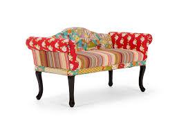 Wohnzimmerm El Couch Patchwork Sofa Cholet 2 Sitzer Bunt Von Massivum De Patchwork