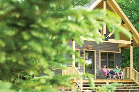 Treehouse Camping Quebec - cabin rentals in the heart of nature in quebec sepaq