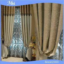Hotel Room Darkening Curtains Luxury Five Hotel 100 Polyester Retardant Blackout