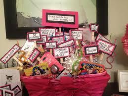 25 unique birthday basket ideas on wedding present