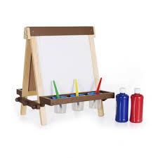 guidecraft wooden tabletop easel guidecraft