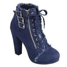 womens boots blue blue boots for ebay