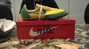 where was the made pair of nike s made