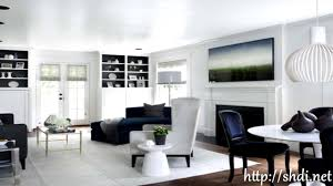 Bedroom Decorating Ideas Black And White Black And White Living Room Decor Ideas Youtube