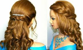 hairstyles youtube hairstyles for medium hair prom curly romantic prom hairstyle for