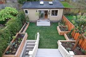 pictures backyard kitchen garden free home designs photos