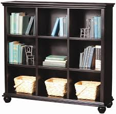 48 inch cube bookcase by aspenhome wolf and gardiner wolf furniture