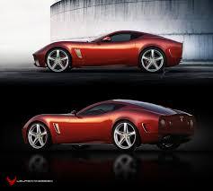 Ferrari F12 Aerodynamics - ferrari f12 berlinetta passionata ugur sahin design 2015 we