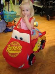 Lightning Mcqueen Halloween Costume Disney Store Cars Holley Shiftwell Plush Popscreen