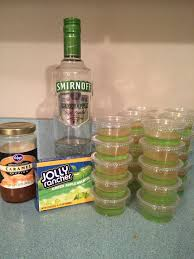 carmel apple jello shots posh repurposing