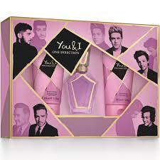 Parfum One one direction you i for 3 gift set eau de parfum