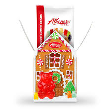 gingerbread house gift box all gifts gifts albanese candy