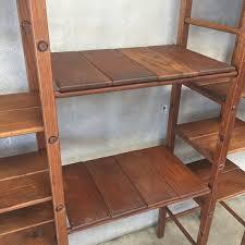 Oak Room Divider Shelves Best 25 Oak Shelving Unit Ideas On Pinterest Tv Stand Cabinet