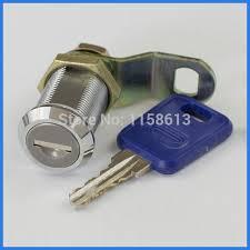 cabinet keyed cam lock 10 pieces 30mm waterproof dustproof keyed alike cylinder cam lock