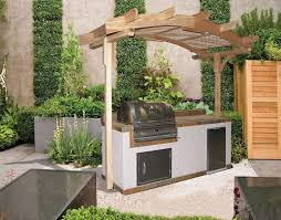 Prefab Outdoor Kitchen Grill Islands Best 20 Small Outdoor Kitchens Ideas On Pinterest Outdoor