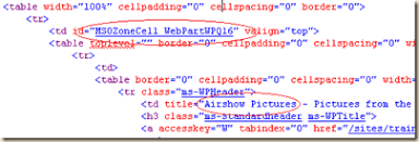 Top Bar Css Sharepoint 2010 Sharepoint 2007 Use Css To Add Colors Borders
