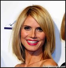 medium haircuts for thick hair women medium haircut