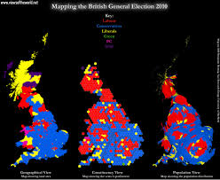 National Election Results Map by General Election 2010 Different Views Views Of The World