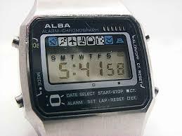 Jam Tangan Alba Digital jam tangan digital alba halaman bahasa indonesia