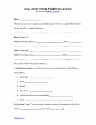 Car Bill Of Sale Template by 42 Printable Vehicle Purchase Agreement Templates Template Lab