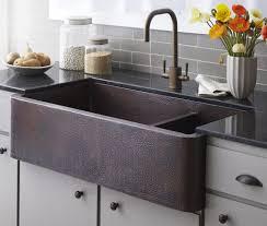 Farmhouse Style Kitchen Sinks Kitchen Sinks Prep Sink Farmhouse Style Bowl Oval Copper