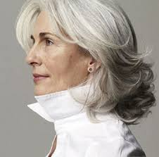 hairstyles for thick grey wavy hair 60 gorgeous gray hair styles medium hairstyle gray hair and curly