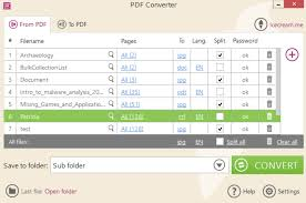 Pdf Converter Icecream Pdf Converter Extracts Text To Doc Odt Rtf