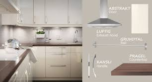 cuisine ikea beige beige colors in your ikea kitchen stand out with a high gloss
