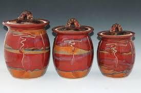 red kitchen canister set red kitchen canister sets s red kitchen jar set darlingbecky me