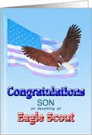 eagle scout congratulations card eagle scout congratulations cards for from greeting card universe