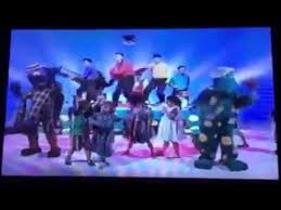 Opening Closing To Barney U0026 by Opening U0026 Closing To A To Z With Barney 2001 Vhs Youtube