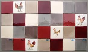 deco carrelage cuisine faïence et carrelage mural de cuisine carreaux artisanaux pour cuisine