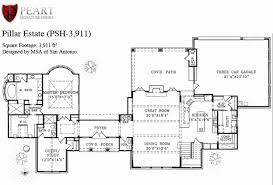 texas hill country floor plans texas 1 story house plans best of texas hill country floor plans
