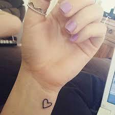 20 small simple wrist tattoos