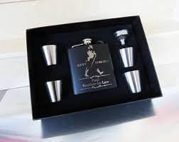 wedding gift ideas for and groom groom groomsmen gift etsy