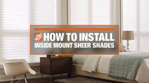Installing Window Blinds How To Install Inside Mount Vertical Window Blinds Decor How