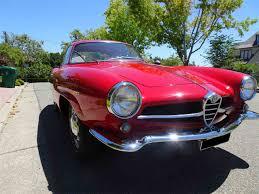 alfa romeo giulietta classic 1961 alfa romeo giulietta sprint speciale for sale classiccars