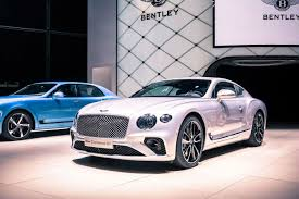 bentley continental 2017 the new bentley continental gt looks gorgeous carwitter