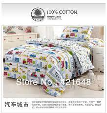 Truck Bedding Sets Truck Bed Sets Drinkmorinaga Crib Bedding For Boys Free Shipping