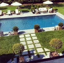 Backyards With Pools Backyard Pool Designs Outstanding Traditional Swimming Pool
