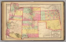 Map Of Utah And Arizona Kansas And Arizona Colorado New Mexico Utah And Indian