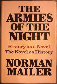 the armies of the night norman mailer amazon com books