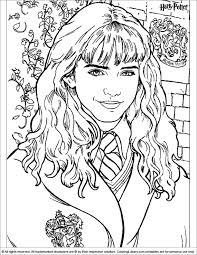 harry potter coloring craft ideasfor kids