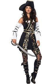 Ship Captain Halloween Costume Pirate Costumes Women Pirate Costume Ideas Party
