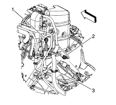 repair instructions on vehicle valve lifter oil manifold