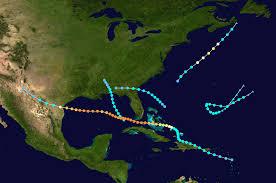 Earth Wind Map 1919 Atlantic Hurricane Season Wikipedia